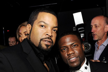 Kevin Hart Ice Cube 'Ride Along' Premiere Afterparty in LA