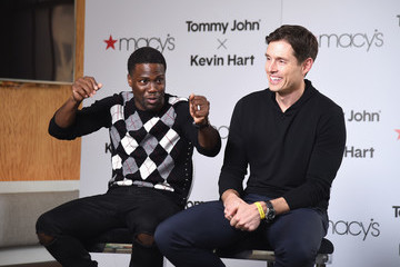 Kevin Hart Kevin Hart Launches His Tommy John Underwear Collection