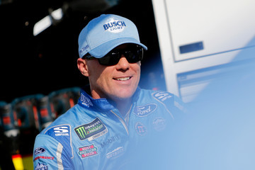 Kevin Harvick Kentucky Speedway - Day 2
