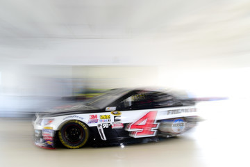 Kevin Harvick Homestead-Miami Speedway - Day 2