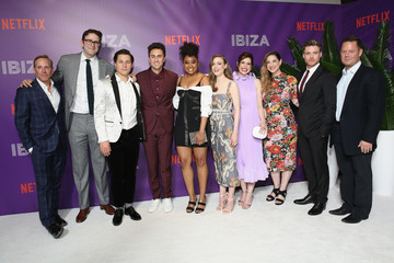 Kevin J. Messick Netflix's 'Ibiza' Premiere in New York City