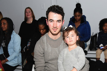 Kevin Jonas Rookie USA - Front Row - February 2017 - New York Fashion Week: The Shows