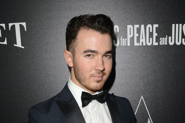 Kevin Jonas Hollywood Domino and Bovet 1822 Gala