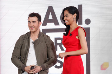 Kevin Jonas AOL Celebrates It's 2015 Newfront