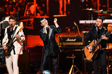 Kevin Jonas 2020 MusiCares Person Of The Year Honoring Aerosmith - Show