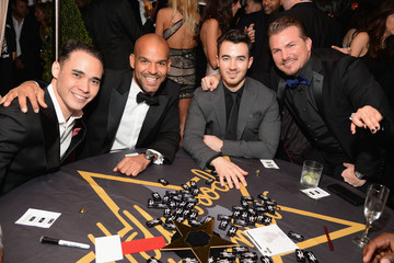Kevin Jonas 8th Annual Hollywood Domino Gala Presented By BOVET 1822 Benefiting Artists For Peace And Justice