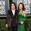 Kevin Kwan 76th Annual Golden Globe Awards - Arrivals