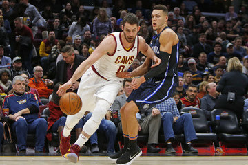 Kevin Love Orlando Magic v Cleveland Cavaliers