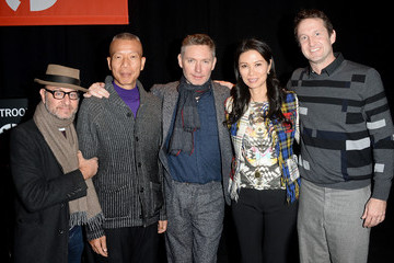 Kevin Macdonald 'Sky Ladder: The Art of Cai Guo-Qiang' Premiere - 2016 Sundance Film Festival
