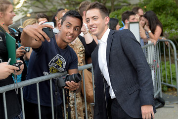 "Kevin McHale ""Boychoir"" Premiere - Red Carpet - 2014 Toronto International Film Festival"
