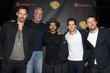 Kevin Nash CinemaCon 2015 - Warner Bros. Pictures Invites You To 'The Big Picture,' An Exclusive Presentation Highlighting The Summer Of 2015 And Beyond