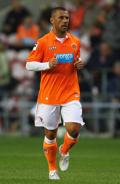 Kevin Phillips Pictures Blackpool V Rangers Pre Season