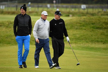 Kevin Pieterson Alfred Dunhill Links Championship - Previews