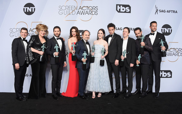 25th Annual Screen Actors Guild Awards - Press Room
