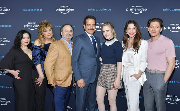 "Amazon Prime Experience Hosts ""The Marvelous Mrs. Maisel"" FYC Screening And Panel [the marvelous mrs. maisel,event,premiere,fashion,performance,white-collar worker,team,rachel brosnahan,tony shalhoub,caroline aaron,kevin pollak,alex borstein,michael zegen,marin hinkle,amazon prime experience hosts,fyc screening and panel]"