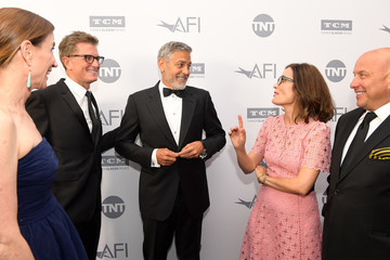 Kevin Reilly Sarah Aubrey American Film Institute's 46th Life Achievement Award Gala Tribute To George Clooney - Reception