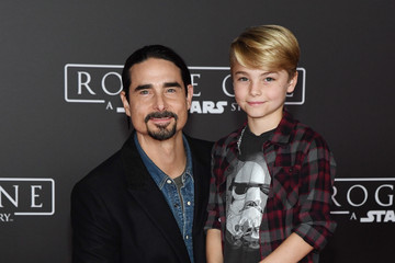 Kevin Richardson Premiere of Walt Disney Pictures and Lucasfilm's 'Rogue One: A Star Wars Story' - Arrivals