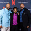 Kevin Richardson Netflix'x FYSEE Event For 'When They See Us'