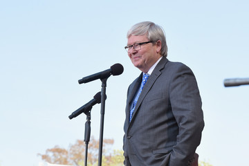 Kevin Rudd Global Citizen 2015 Earth Day On National Mall To End Extreme Poverty And Solve Climate Change - Show