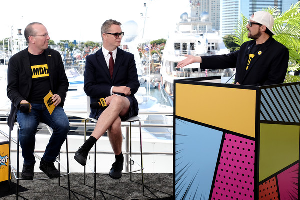 #IMDboat At San Diego Comic-Con 2019: Day Three