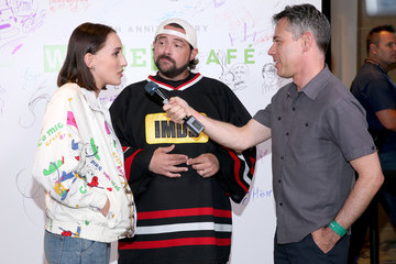 Kevin Smith 2017 WIRED Cafe at Comic Con, Presented By AT&T Audience Network - Day 2