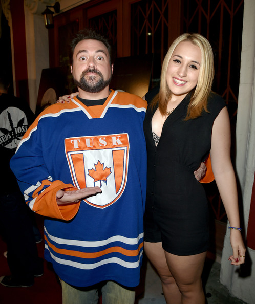 harley quinn smith writer director kevin smith l and his daughterKevin Smith Daughter