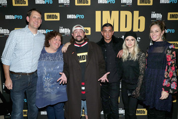 Kevin Smith The IMDb Show Launch Party