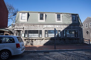 Exterior view of the Club Car restaurant where actor Kevin Spacey is alleged to have committed sexual assault in 2016 on January 7, 2019 in Nantucket, Massachusetts. Spacey appeared today in Nantucket District Court for his arraignment.