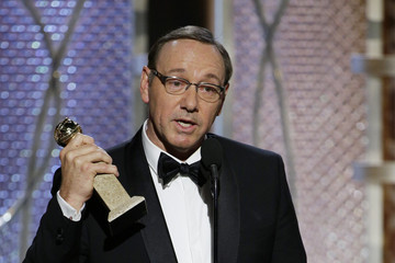 Kevin Spacey 72nd Annual Golden Globe Awards Show