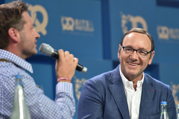 Kevin Spacey Bits & Pretzels Founders Festival in Munich - Day 1