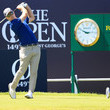 Kevin Streelman The 149th Open - Day Two