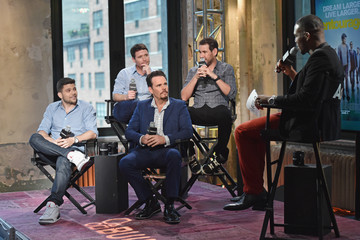 Kevin Thompson AOL BUILD Speaker Series: The Cast of 'Entourage'
