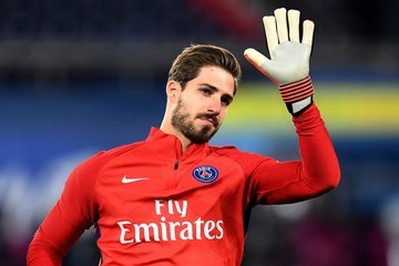 Kevin Trapp Paris Saint Germain v Troyes Estac - Ligue 1