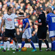 Kevin Wright Ipswich Town v Derby County - Sky Bet Championship