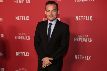Kevin Zegers SAG-AFTRA Foundation Patron of the Artists Awards 2017