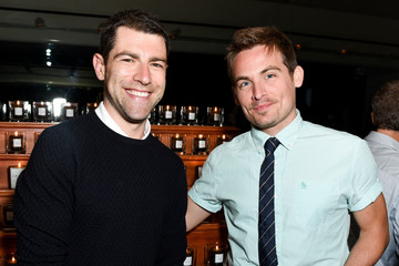 Kevin Zegers Ira And Bill DeWitt Host Saint Candle Launch Benefiting St. Jude Children's Research Hospital At Mr. Chow