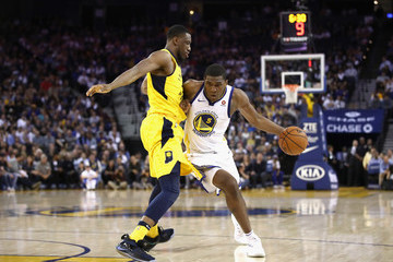 Kevon Looney Indiana Pacers vs. Golden State Warriors