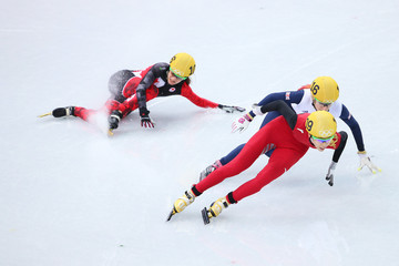 Kexin Fan of China Best of the Winter Olympics: Day 6