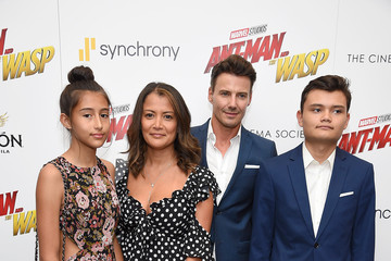 Keytt Lundqvist 'Ant-Man And The Wasp' New York Screening