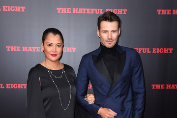 Keytt Lundqvist The New York Premiere of 'The Hateful Eight'