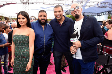 Khaled SiriusXM's 'Hits 1 in Hollywood' Broadcasts From the Red Carpet Leading Up to the Billboard Music Awards at the T-Mobile Arena