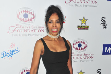 Khandi Alexander The Brent Shapiro Foundation Summer Spectacular - Arrivals