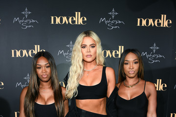 Khloe Kardashian Novelle Rolls Out The Red Carpet For A Star-Studded Grand Opening Weekend