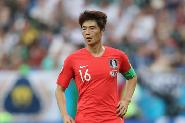 Ki Sung-Yueng Korea Republic vs. Mexico: Group F - 2018 FIFA World Cup Russia