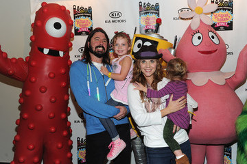 Harper Grohl Kia Presents Yo Gabba Gabba! Live! There's A Party In My City! At NOKIA L.A. LIVE  - Backstage - Day 2