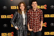 Christopher Mintz-Plasse Chloe Grace Moretz Photos Photo