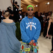 Kid Cudi The 2021 Met Gala Celebrating In America: A Lexicon Of Fashion - Arrivals