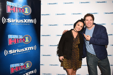 Kid Kelly SiriusXM Hits 1's The Morning Mash Up Broadcast From The SiriusXM Studios In Los Angeles