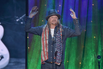 Kid Rock 31st Annual Rock and Roll Hall of Fame Induction Ceremony - Show