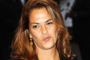 (UK TABLOID NEWSPAPERS OUT) Tracy Emin attends the UK premiere of The The Kid held at The Odeon West End on September 15, 2010 in London, England.